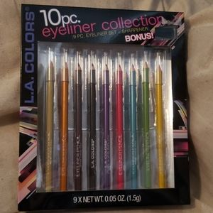 L.A. Colors eyeliner collection